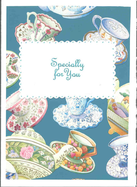 Samples of Kathy's Cards